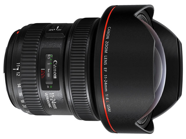 Canon's Extreme Wide-angle for Cinematographers 7