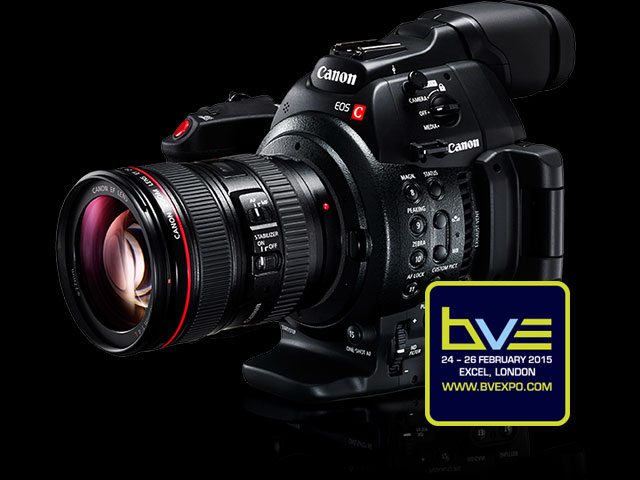 BVE 2015: Canon's 4K Future Starts in London 6