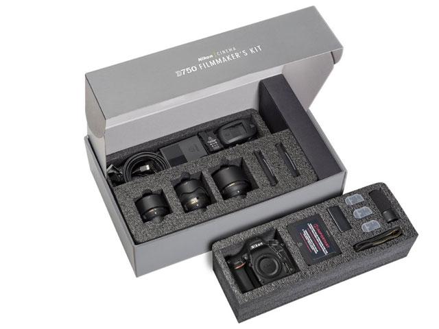 Nikon Creates D750 Filmmaker's Kit 8
