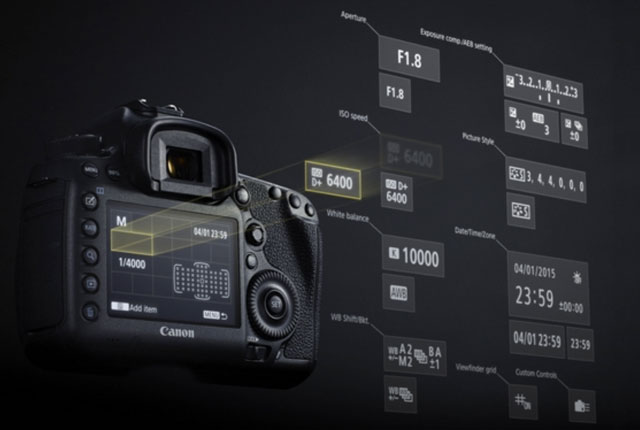 Canon EOS 5Dsi: More Pixels, Same Video 3
