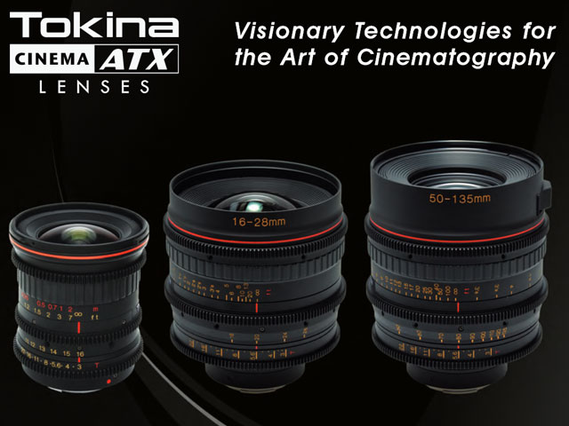 Tokina: the New 50-135mm Cinema Lens by Jose Antunes - ProVideo