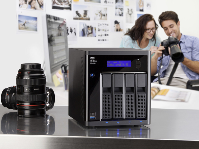 NAS: New Solutions for Creative Professionals 8