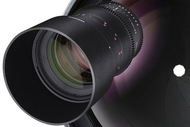 Samyang/Rokinon New 135mm T2.2 Cine Lens 8