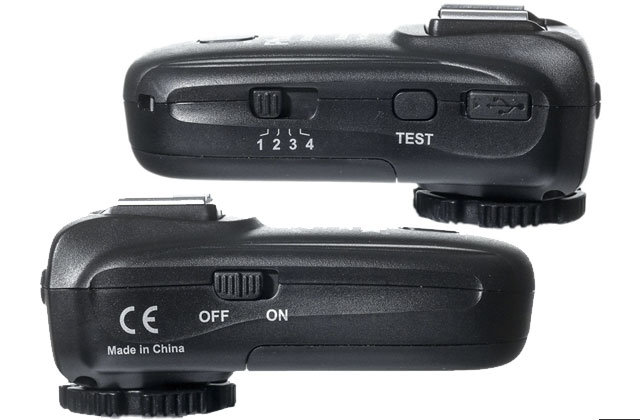 Phottix Strato TTL Flash Trigger for Nikon 2