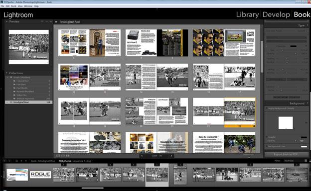 Lightroom 6 book module