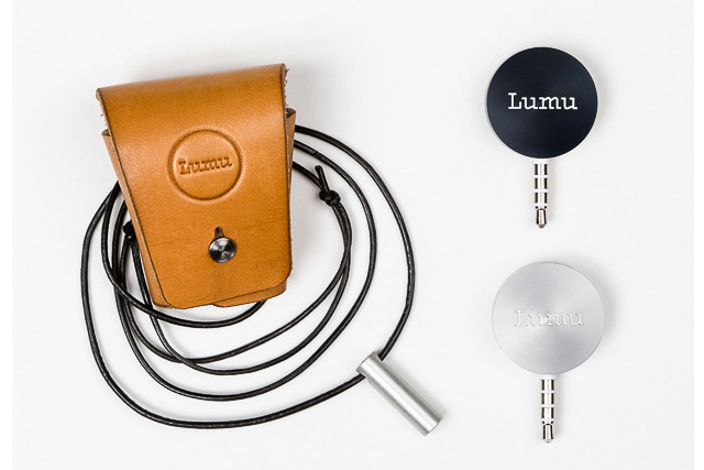 Lumu, the iPhone Light Meter 7
