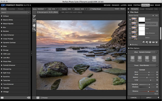 Perfect Photo Suite 8: Photoshop's New Rival 9