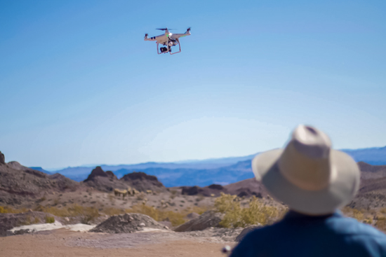 """NAB 2014 Aerial Videography & """"Drone"""" Overview 53"""