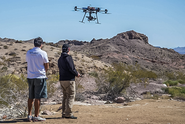 """NAB 2014 Aerial Videography & """"Drone"""" Overview 48"""