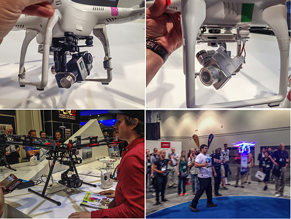 """NAB 2014 Aerial Videography & """"Drone"""" Overview 63"""