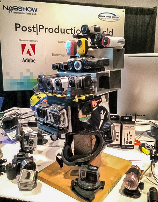 """NAB 2014 Aerial Videography & """"Drone"""" Overview 60"""
