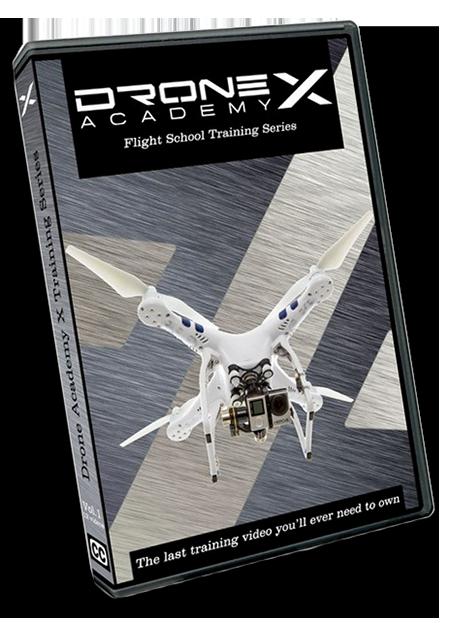 Drone Academy X DJI Phantom Flight Training Series 18