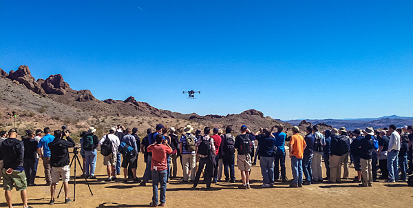 """NAB 2014 Aerial Videography & """"Drone"""" Overview 45"""