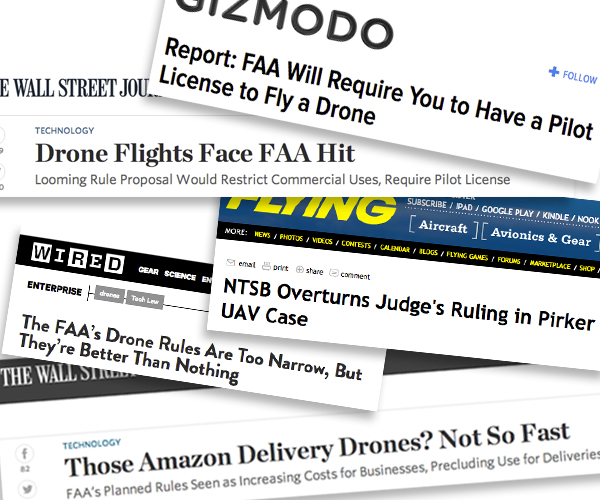 KEEP CALM: The FAA and sUAVs/Drone Rules Examined 18