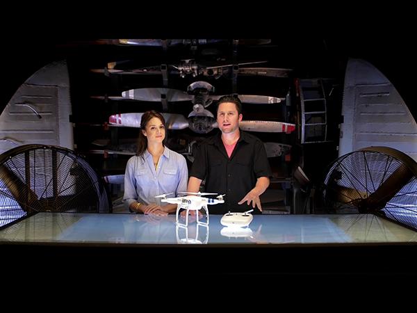 Drone Academy X DJI Phantom Flight Training Series 21
