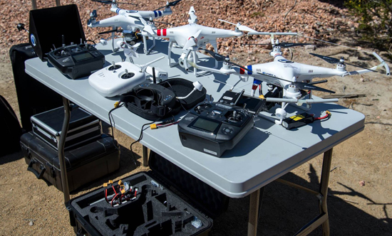 """NAB 2014 Aerial Videography & """"Drone"""" Overview 50"""