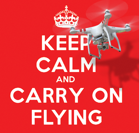KEEP CALM: The FAA and sUAVs/Drone Rules Examined 23