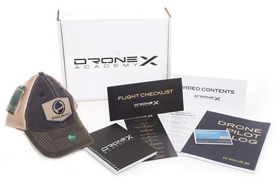 Drone Academy X DJI Phantom Flight Training Series 19