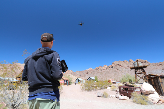 """NAB 2014 Aerial Videography & """"Drone"""" Overview 56"""
