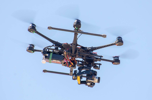 """NAB 2014 Aerial Videography & """"Drone"""" Overview 57"""