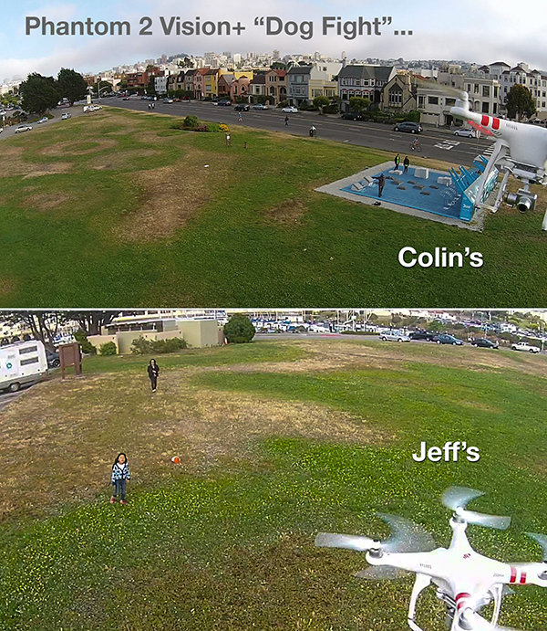 Hands-On Review with the DJI Phantom 2 Vision+ 23
