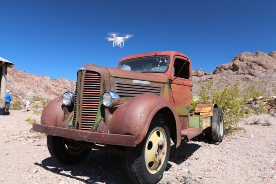"""NAB 2014 Aerial Videography & """"Drone"""" Overview 47"""