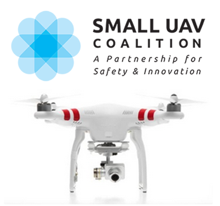 Small UAV Coalition Launched to Advance the Commercial Use of Unmanned Aerial Vehicles 3