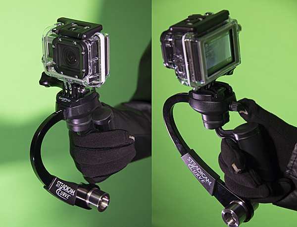 Product Review: Steadicam Curve for GoPro Hero3/3+ 11
