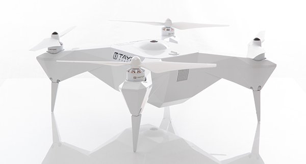 Breaking: The TAYZU 720 Quadcopter at CES 2015 7