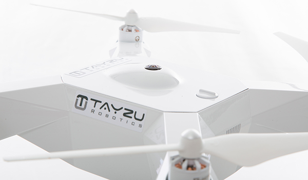 Breaking: The TAYZU 720 Quadcopter at CES 2015 8