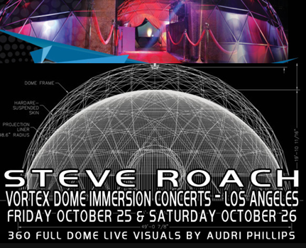 360 Fulldome Immersive Storytelling, Music+Arts and More…. 20