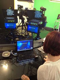 Matrox Convert DVI Plus scan converter helps News 12 Connecticut bring local stories to air 13