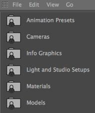 Preparing for Cinema 4D Lite v2.0 15
