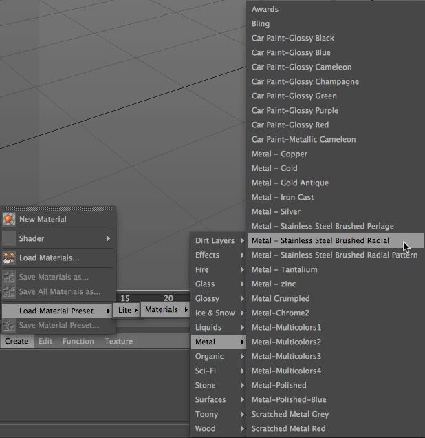 Preparing for Cinema 4D Lite v2.0 16