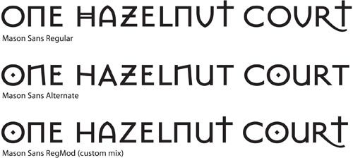 The Almost Perfect Font 12