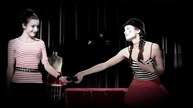 Lighting Against The Wind: The Making of a Mime Music Video 39