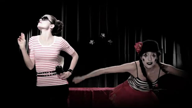 Lighting Against The Wind: The Making of a Mime Music Video 45