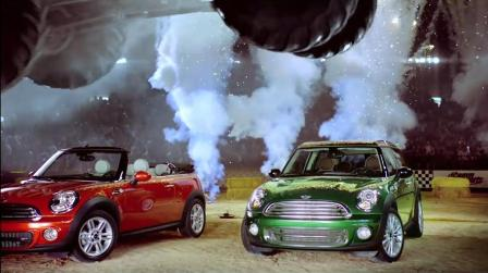 MINI and BSUR unveil first slow-motion 3D film 9