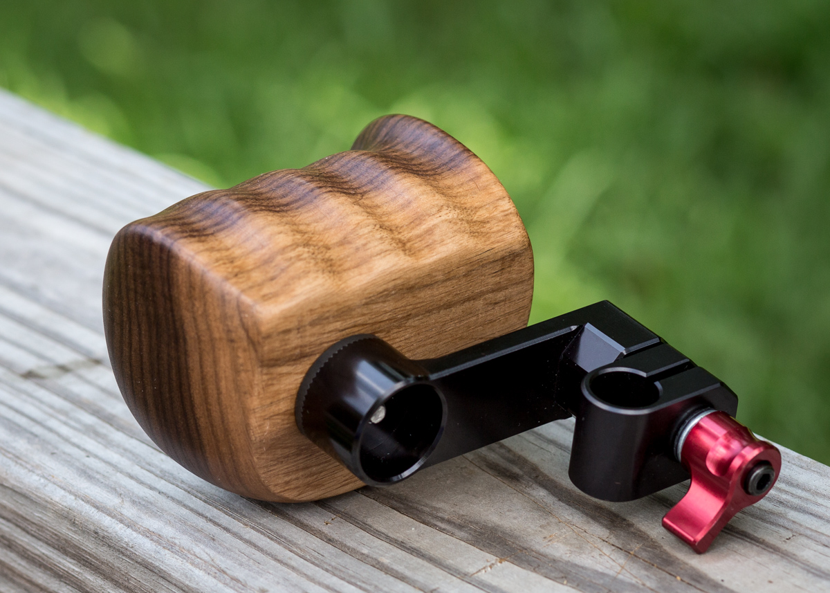 KinoGrip Wooden Camera Grips 34