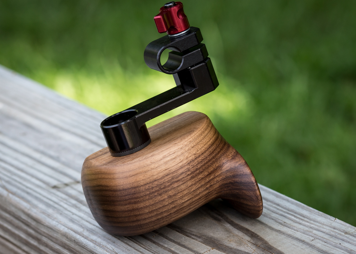 KinoGrip Wooden Camera Grips 38