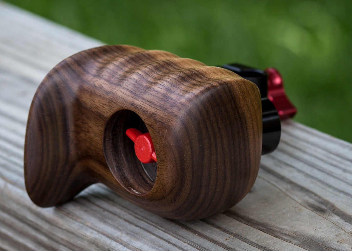 KinoGrip Wooden Camera Grips 40
