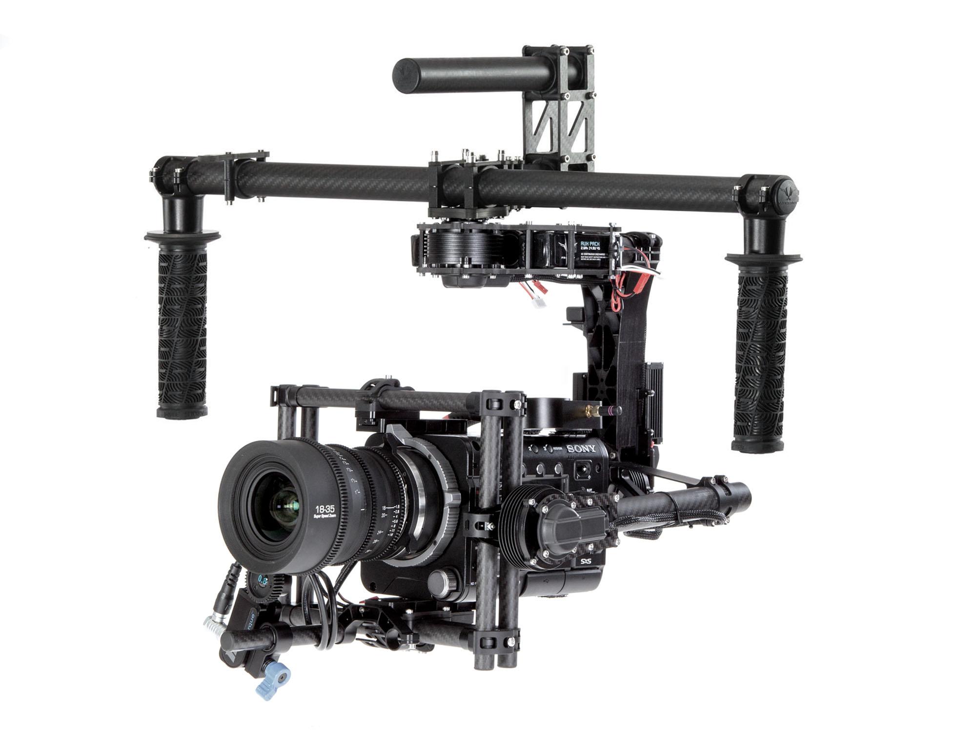 Freefly Systems Wins 2014 Cine Gear Expo New Technology Award 4