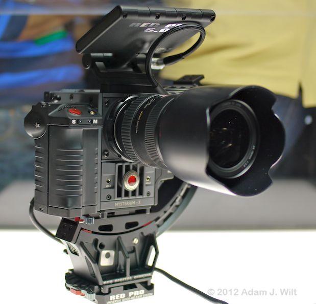 NAB 2012: RED 45