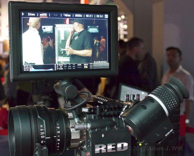 NAB 2012: RED 42
