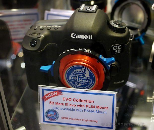 NAB 2012: Cameras & Lenses 72