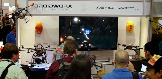 NAB 2012: Unmanned Aerial Vehicles 25