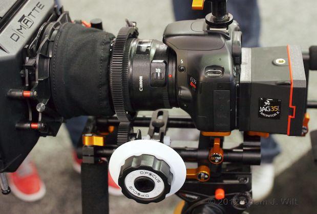 NAB 2012: Camera Support 50