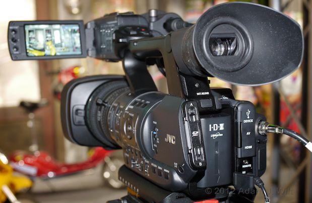 NAB 2012: Cameras & Lenses 56