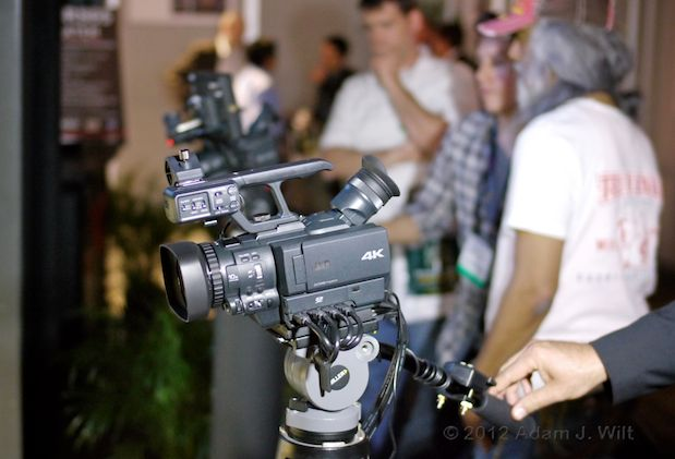 NAB 2012: Cameras & Lenses 54