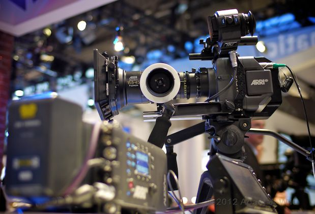 NAB 2012: Cameras & Lenses 63